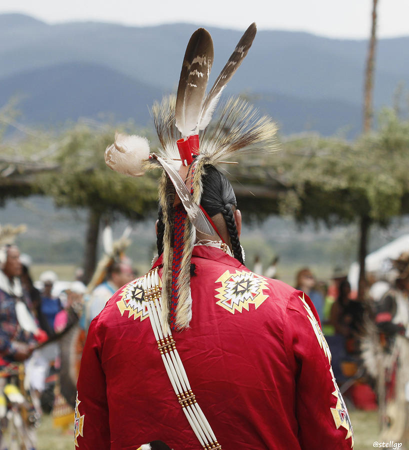 Pow Wow Photograph