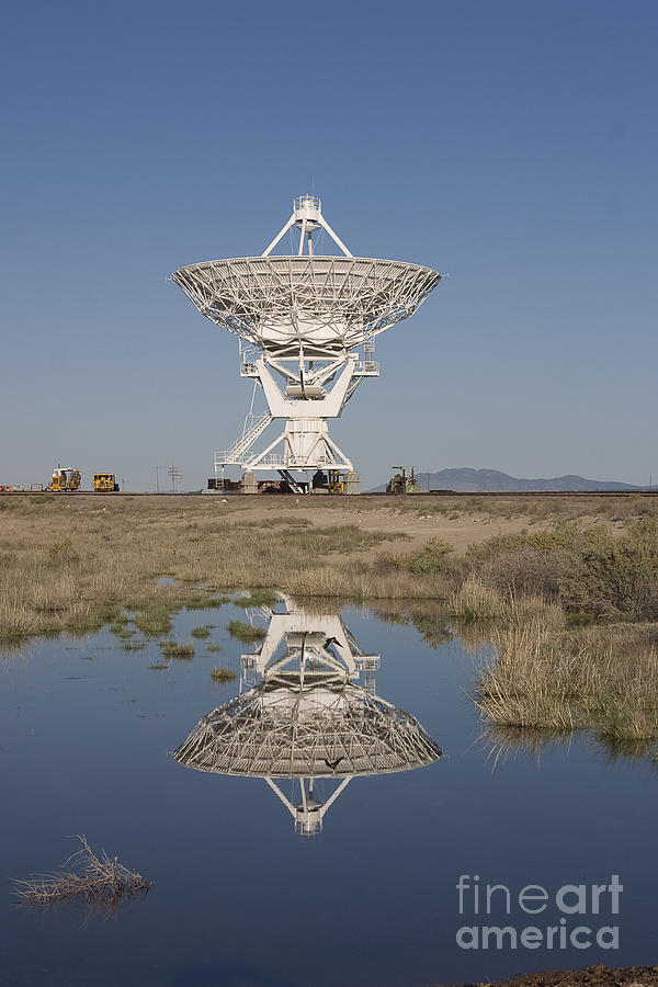 Very Large Array Photograph