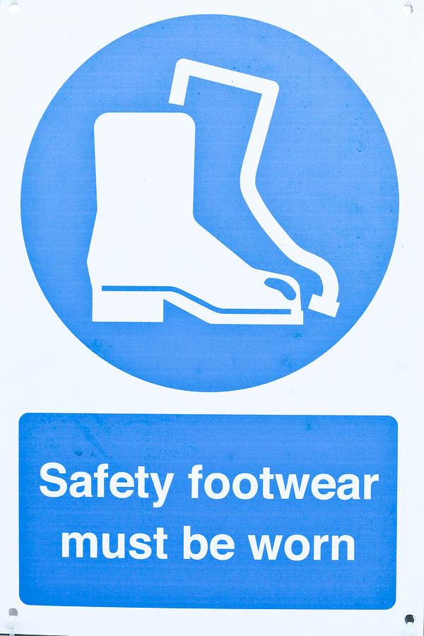 Warning Sign Photograph