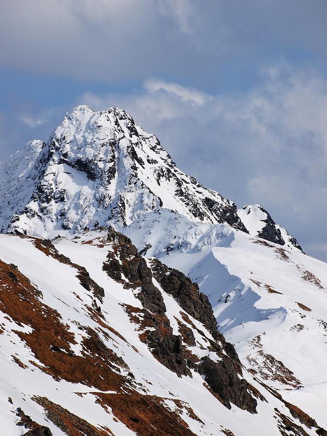 Tatra Mountains Photograph - Winter In Tatra Mountains by Karol Kozlowski