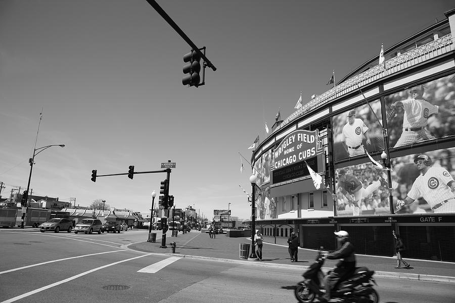 Wrigley Field - Chicago Cubs Photograph  - Wrigley Field - Chicago Cubs Fine Art Print