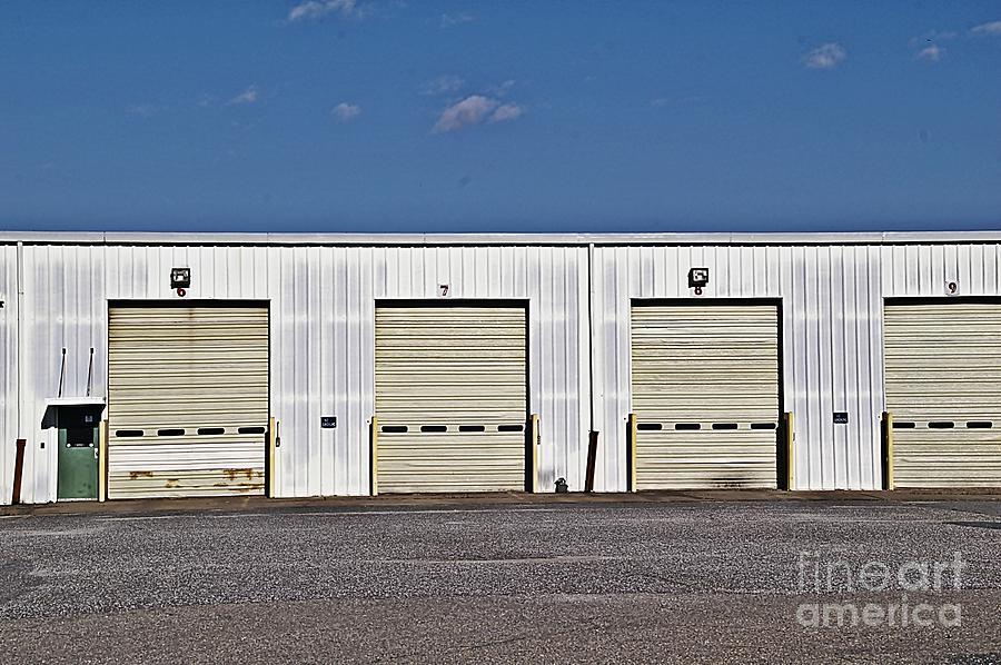 6 7 8 9 Warehouse  Photograph