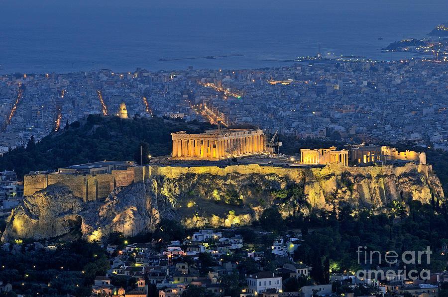 Atina Acropolis