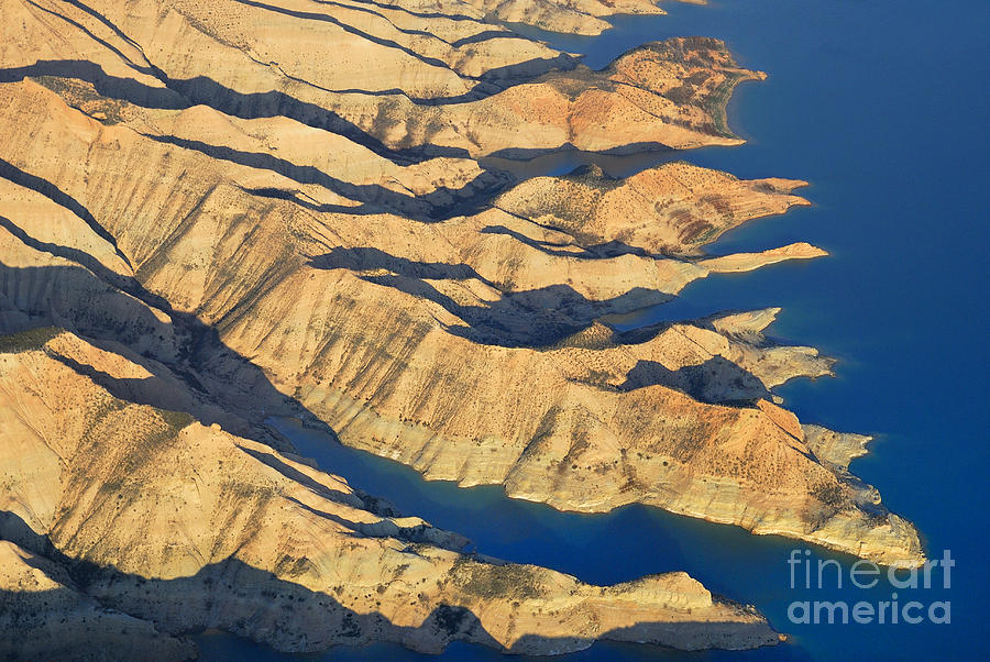 Bad Lands Photograph