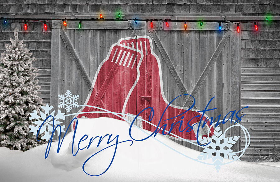 Boston Red Sox Photograph