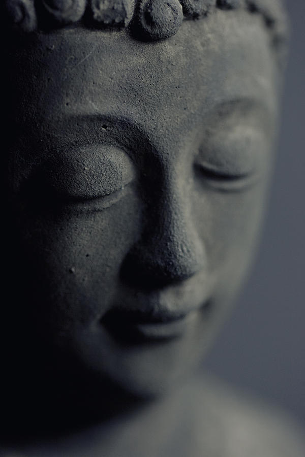 Asien Photograph - Buddha by Falko Follert