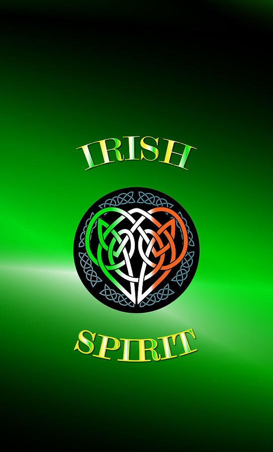 Irish Spirit is a piece of digital artwork by Ireland Calling which ...