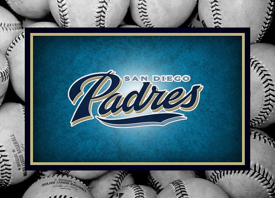 San Diego Padres Photograph