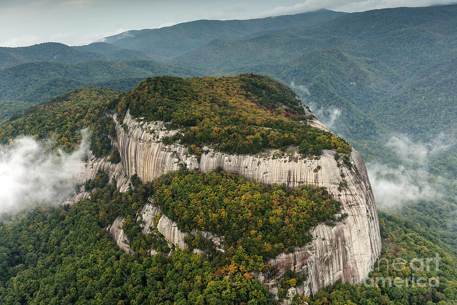 Table Rock Moutain In Table Rock State Park by Performance Impressions