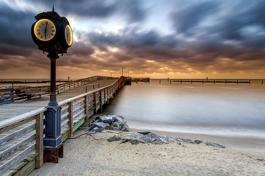 North Beach Photograph - 602 Am by Edward Kreis