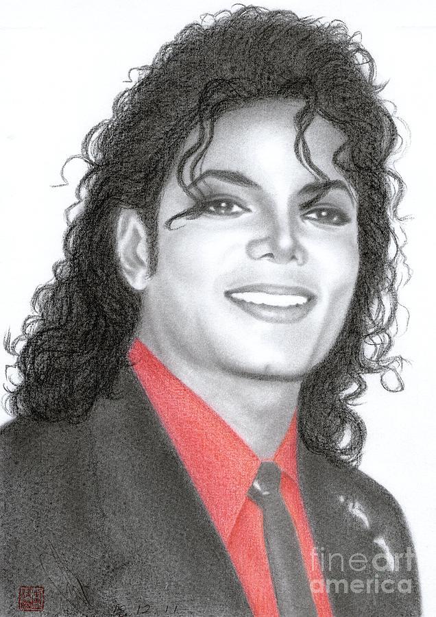 Michael Jackson Drawing