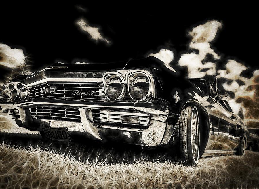 65 Chev Impala Photograph