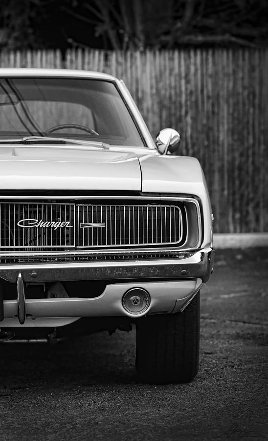 68 Charger Photograph
