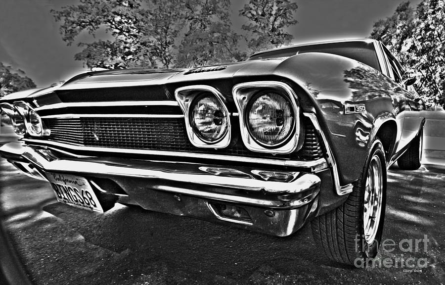 68 Chevelle Photograph