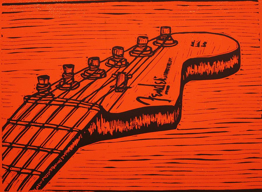 Fender Strat Photograph