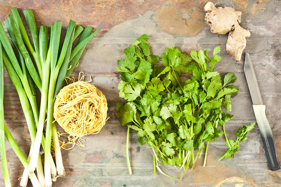 Ingredients Photograph