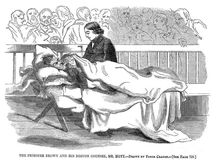 John Brown (1800-1859) Photograph