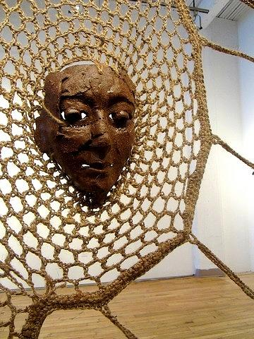 Nassima Bouaifer Sculpture