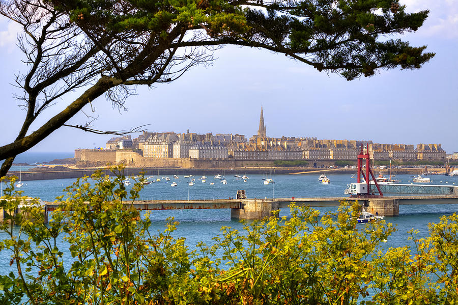 Saint-malo - Brittany Photograph