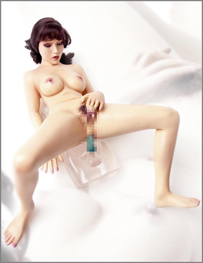 Unpainted Nude Female Figures 6 Kit 1/24 Preiser Models