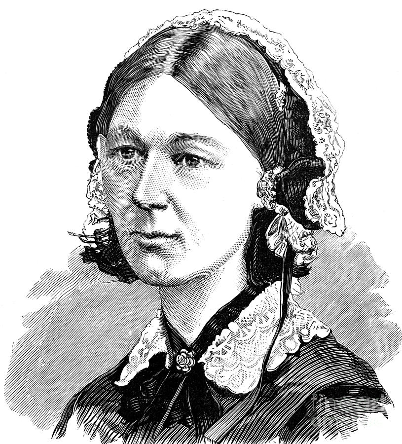 Florence Nightingale is a photograph by Granger which was uploaded on ...