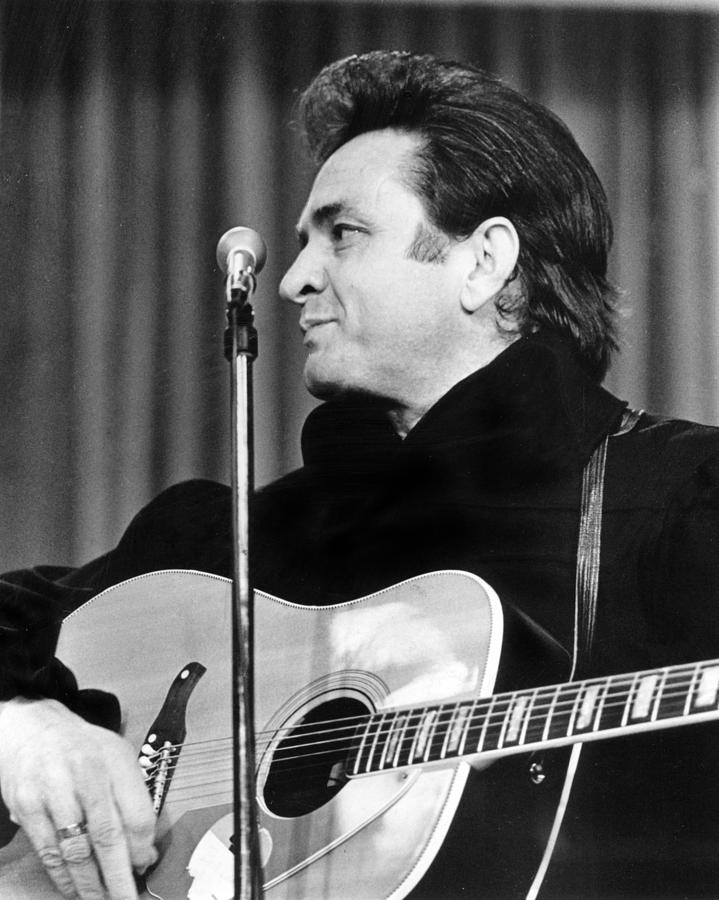 Johnny Cash Photograph