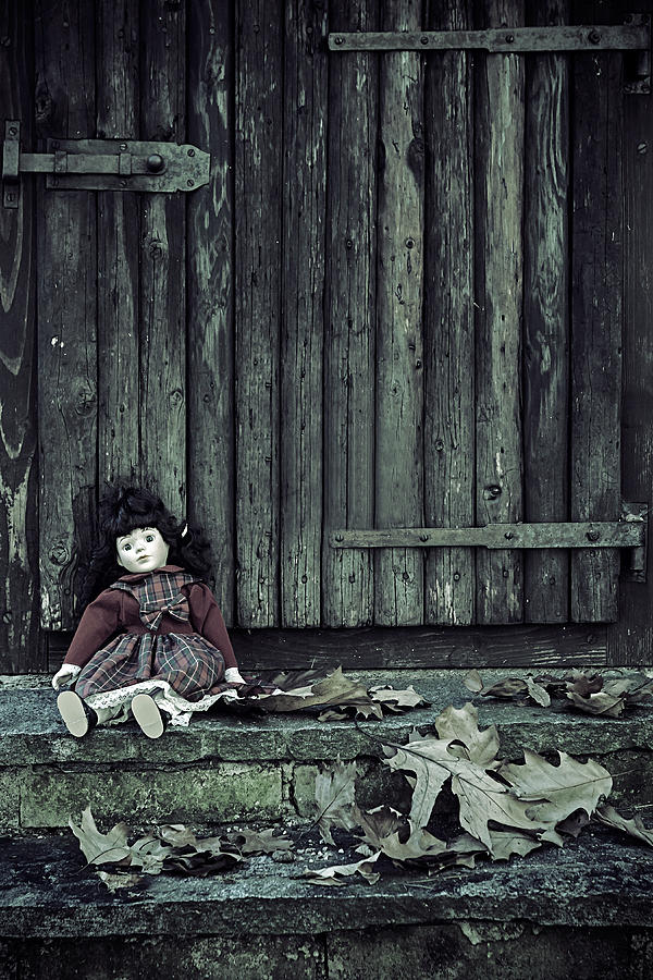 Old Doll Photograph