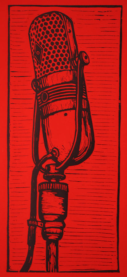 Rca 77 Drawing  - Rca 77 Fine Art Print