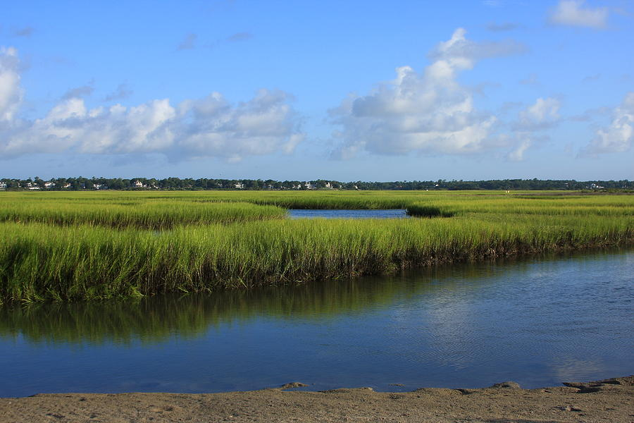 Wrightsville Beach Marsh Photograph