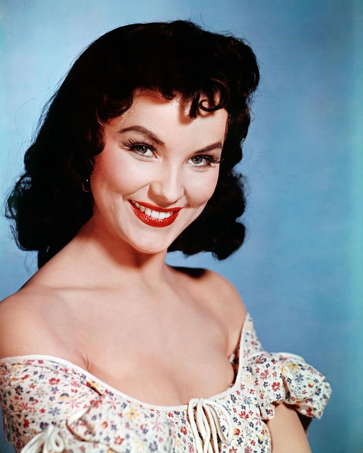 Debra Paget Photograph by Silver Screen