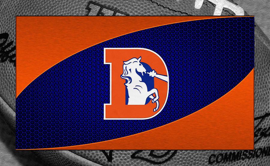Denver Broncos Photograph
