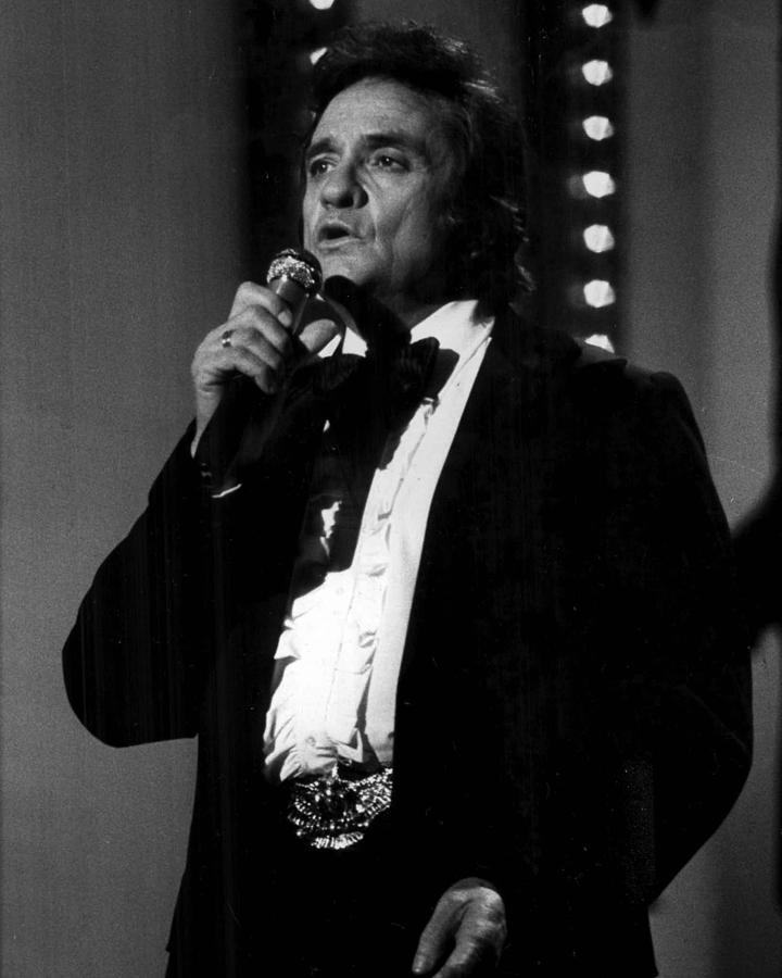 Johnny Cash Photograph