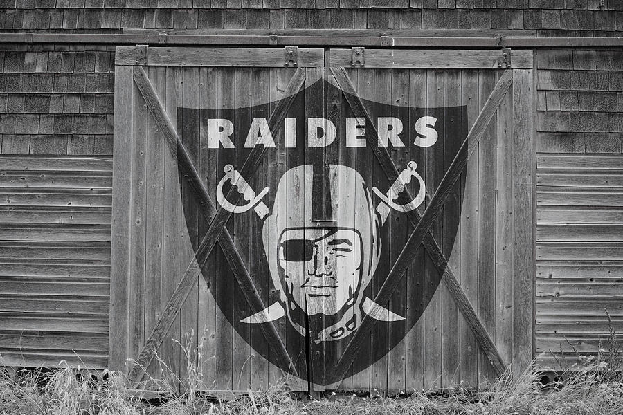 Oakland Raiders Photograph