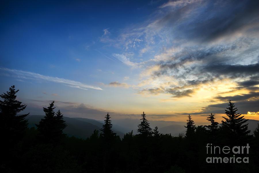 Summer Solstice Sunrise Photograph