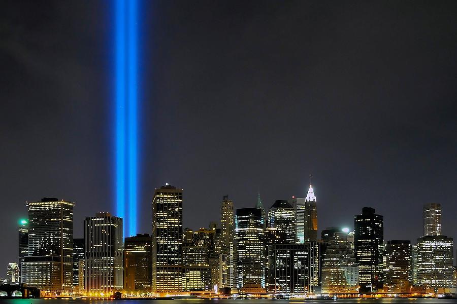 911 Skyline Photograph