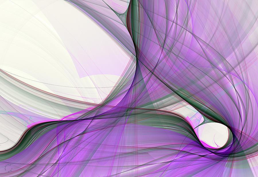 Abstract Art Digital Art - 987 by Lar Matre
