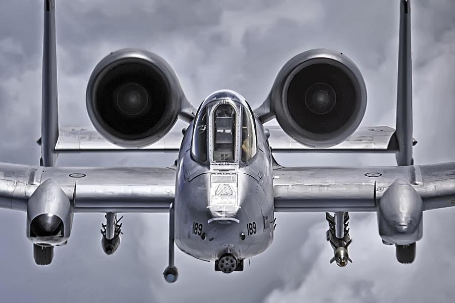 A-10 Thunderbolt II Photograph
