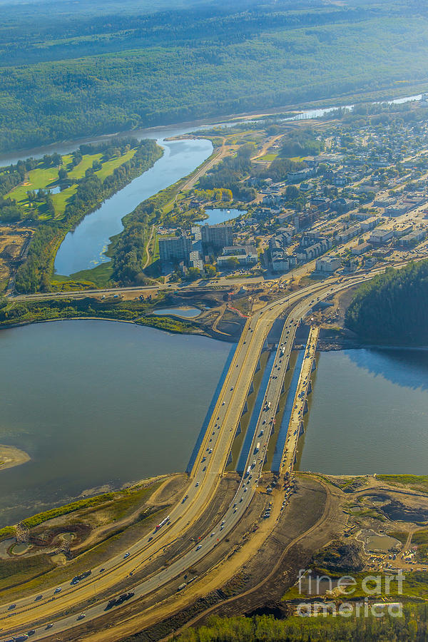 Fort Mcmurray View Photograph
