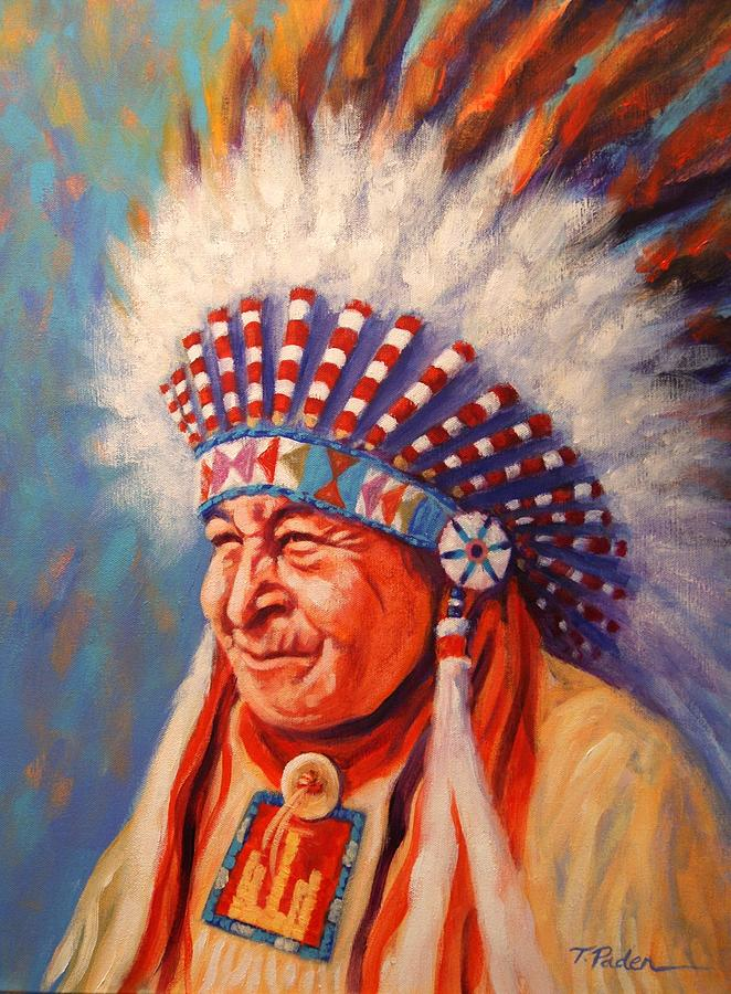 A Beautiful Spirit Painting