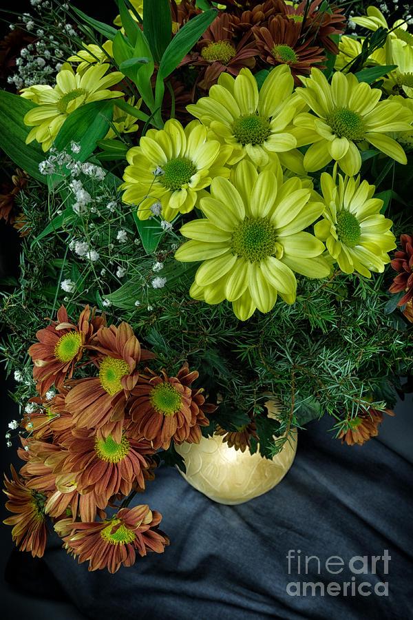 A Bouquet Photograph