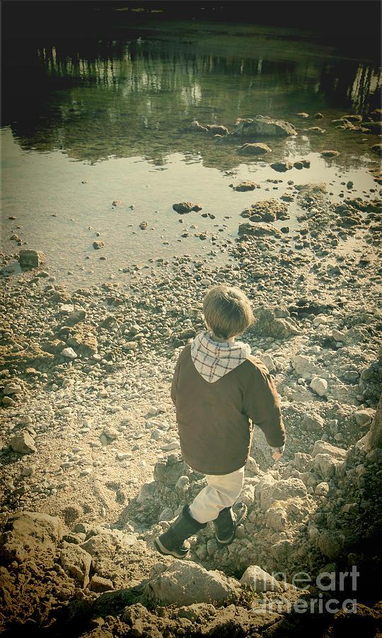 A Boy Photograph