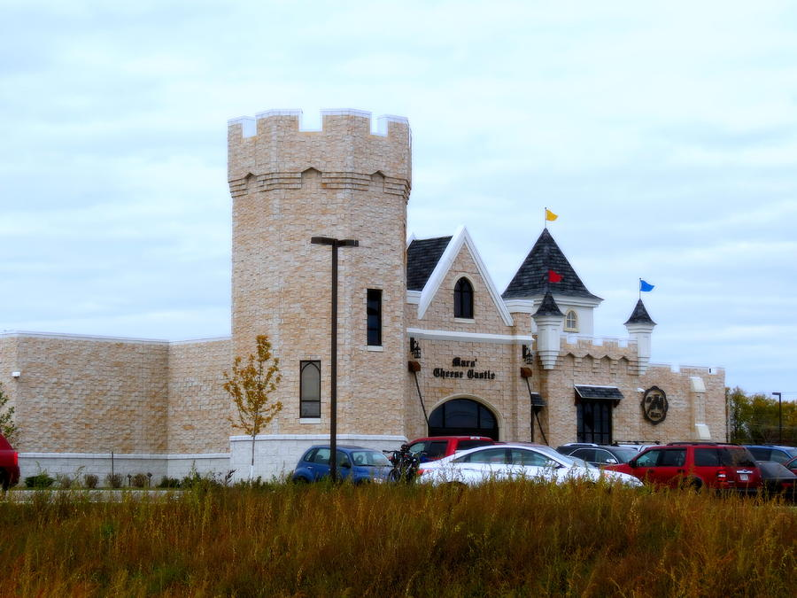A Cheese Castle Photograph
