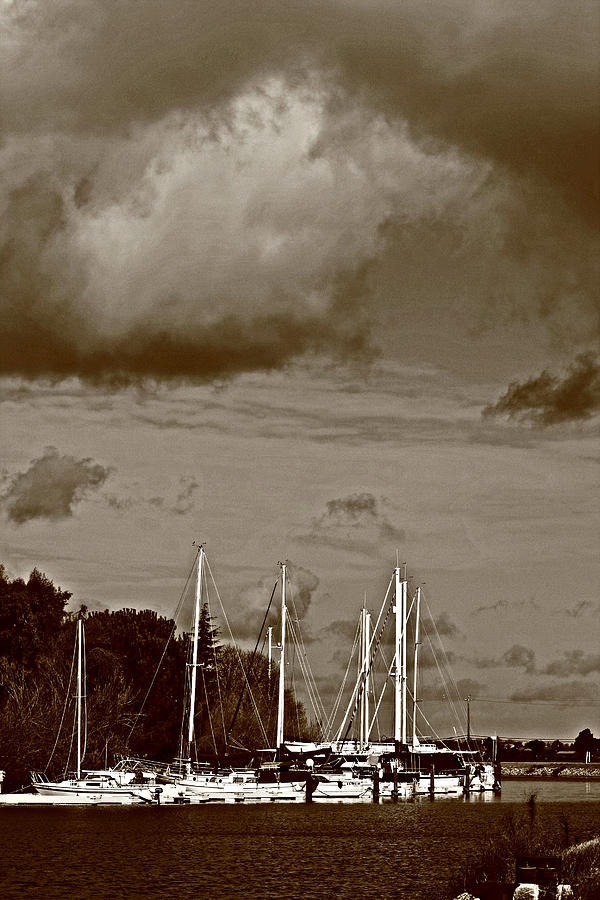 A Delta Storm  Photograph