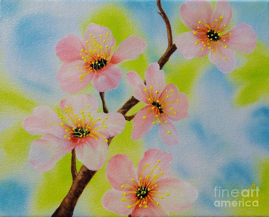 A Dream Of Spring Painting