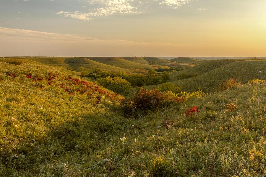 A Flint Hills View Photograph