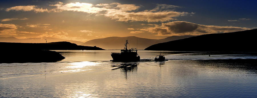 A Gentle Day At Dingle Harbour Photograph  - A Gentle Day At Dingle Harbour Fine Art Print