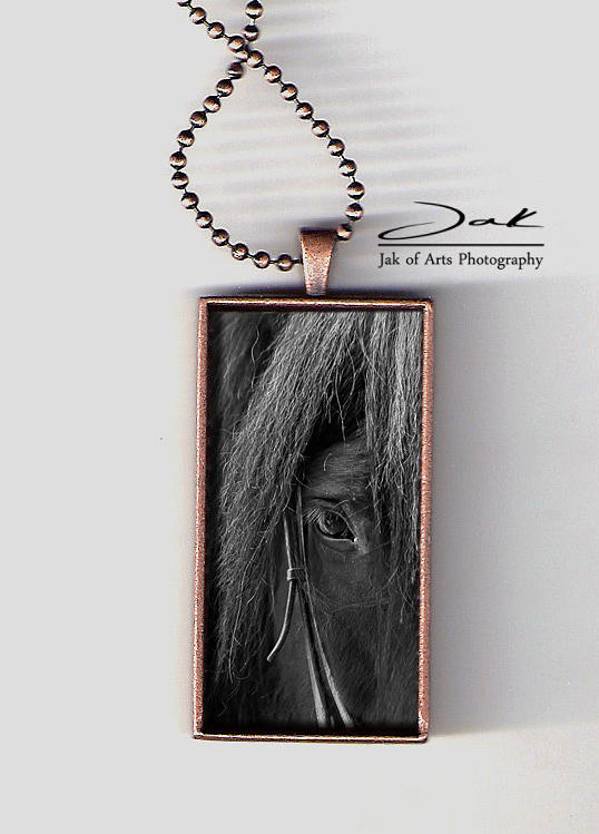 A Kind Eye Handcrafted Photo Pendant Jewelry  - A Kind Eye Handcrafted Photo Pendant Fine Art Print