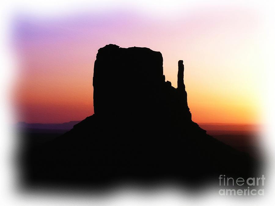 A Monumental Silhouette 2 Photograph