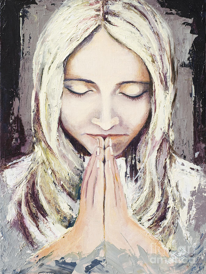 A Prayer... Painting