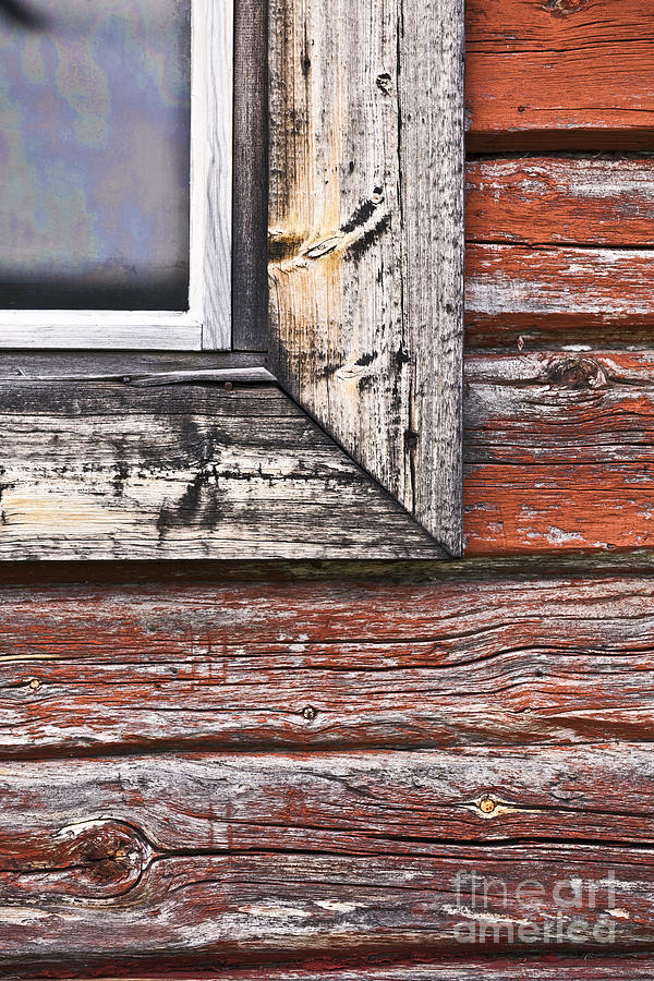 A Quarter Window Photograph  - A Quarter Window Fine Art Print